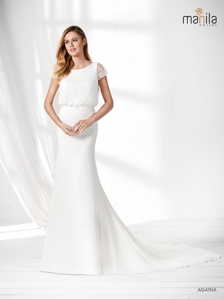 Vestido de novia Agatha