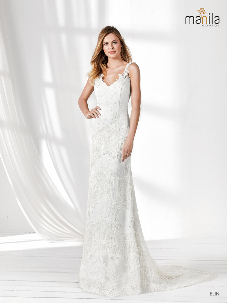Vestido de novia Elin