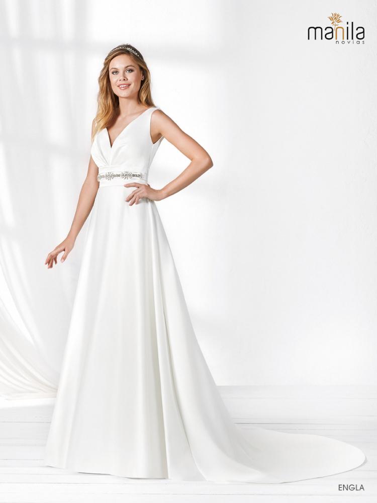 Vestido de novia Engla