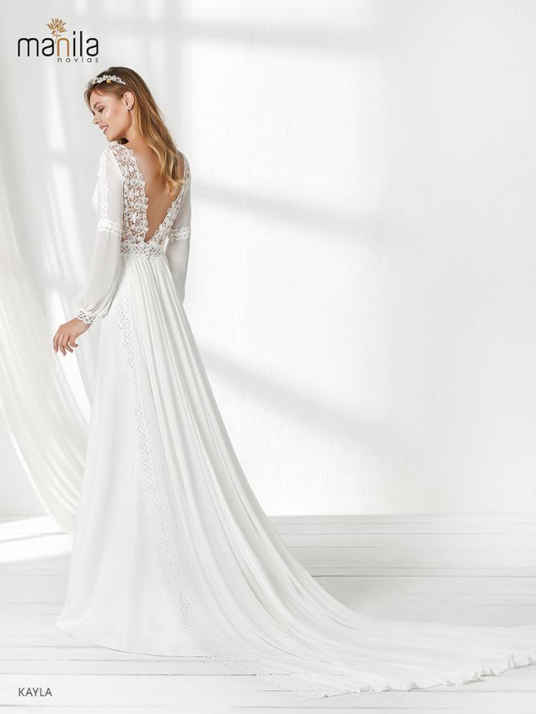 Vestido de novia Kayla