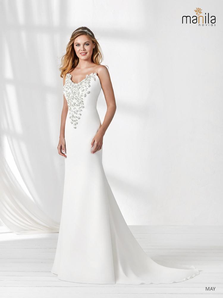 Vestido de novia May