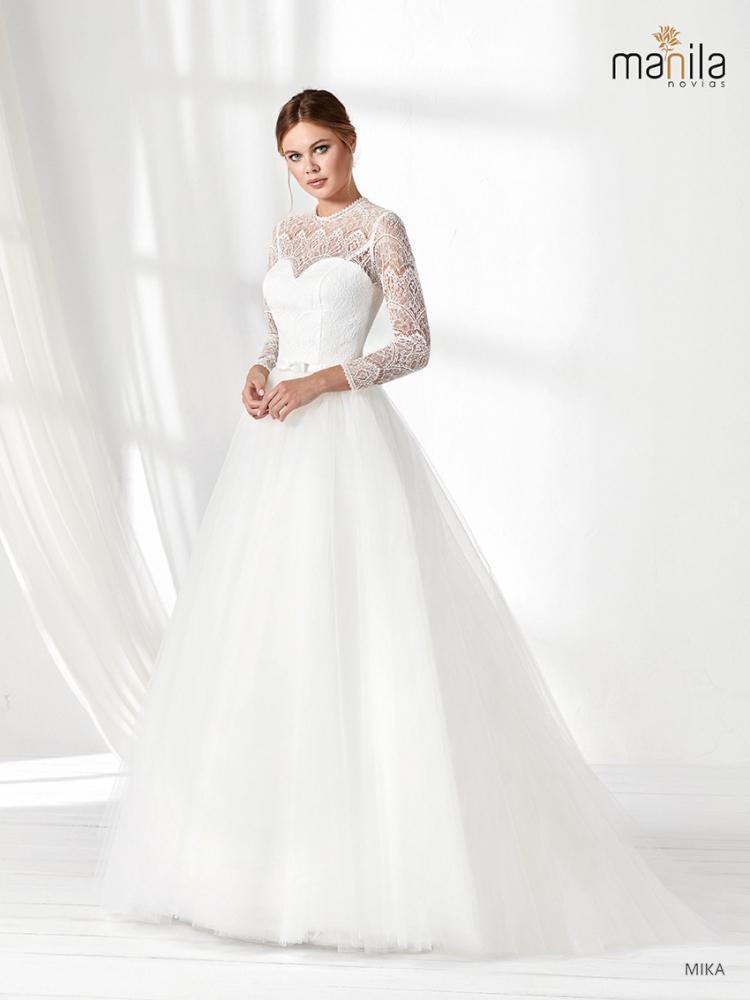 Vestido de novia Mika