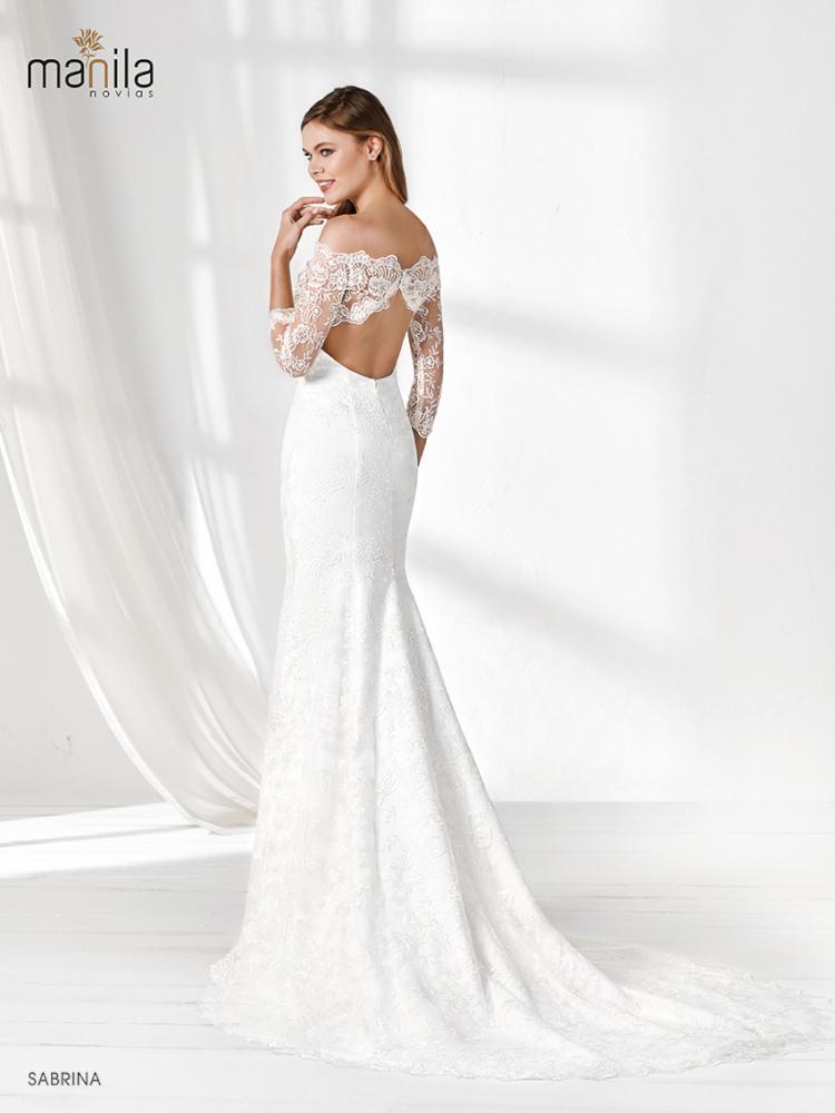 Vestido de novia Sabrina