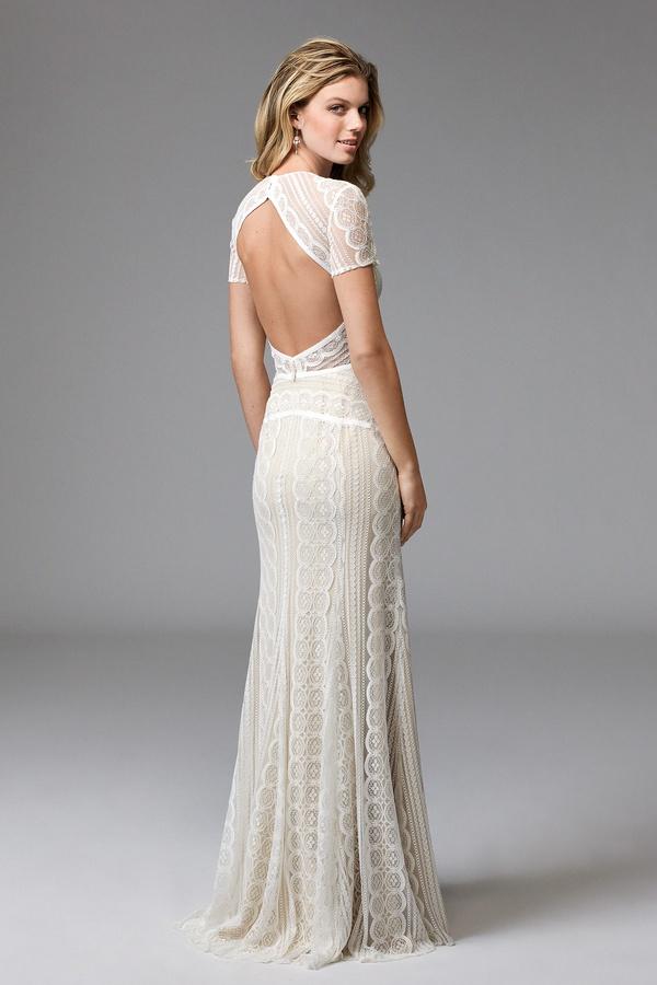 Vestido de novia Lenora