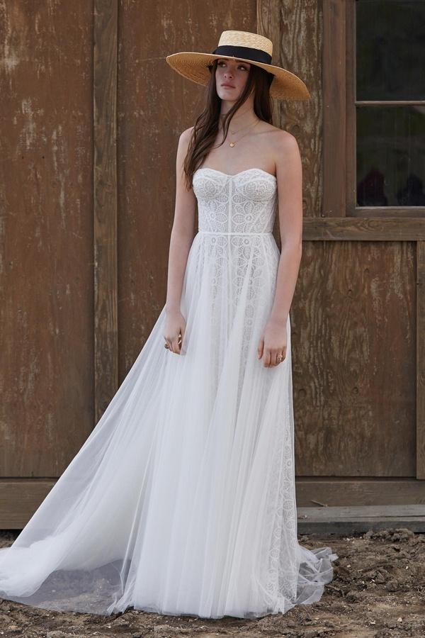 Vestido de novia Ophelia
