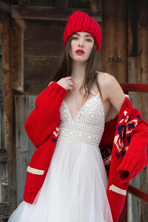 Vestido de novia Thistle