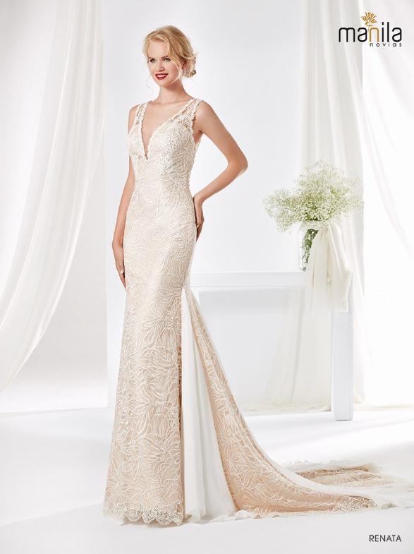 Vestido de novia Renata