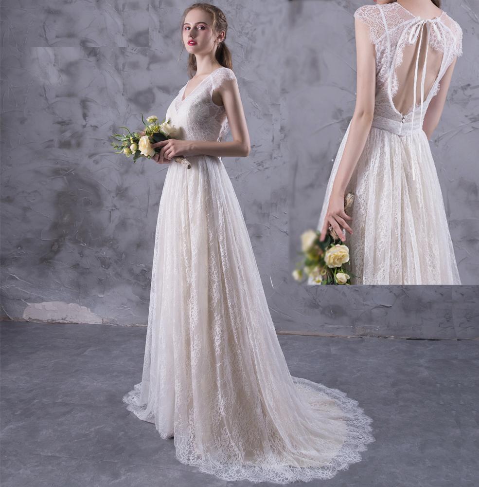 Vestido de novia Noa