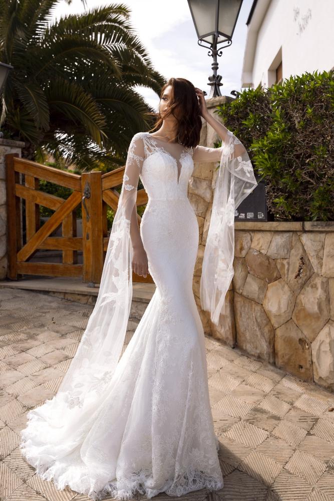 Vestido de novia Piper