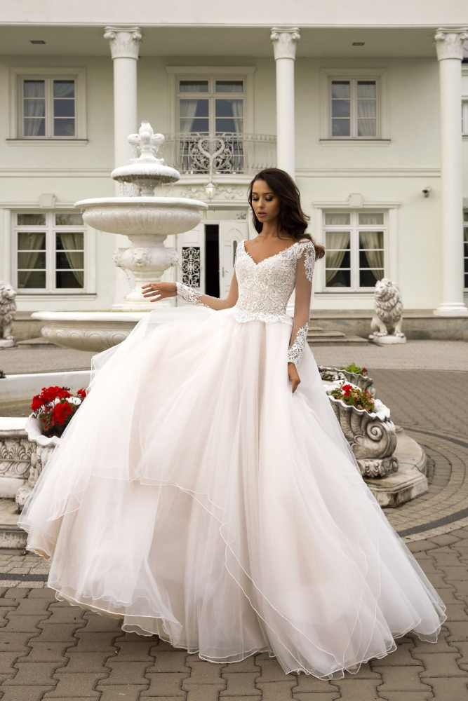 Vestido de novia Claudia