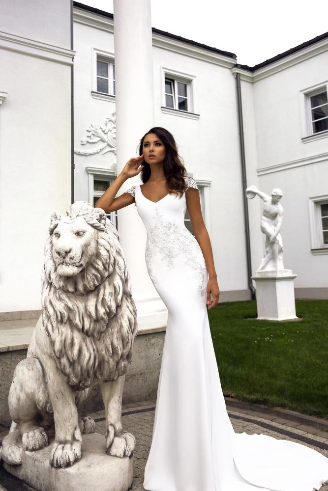 Vestido de novia Luna