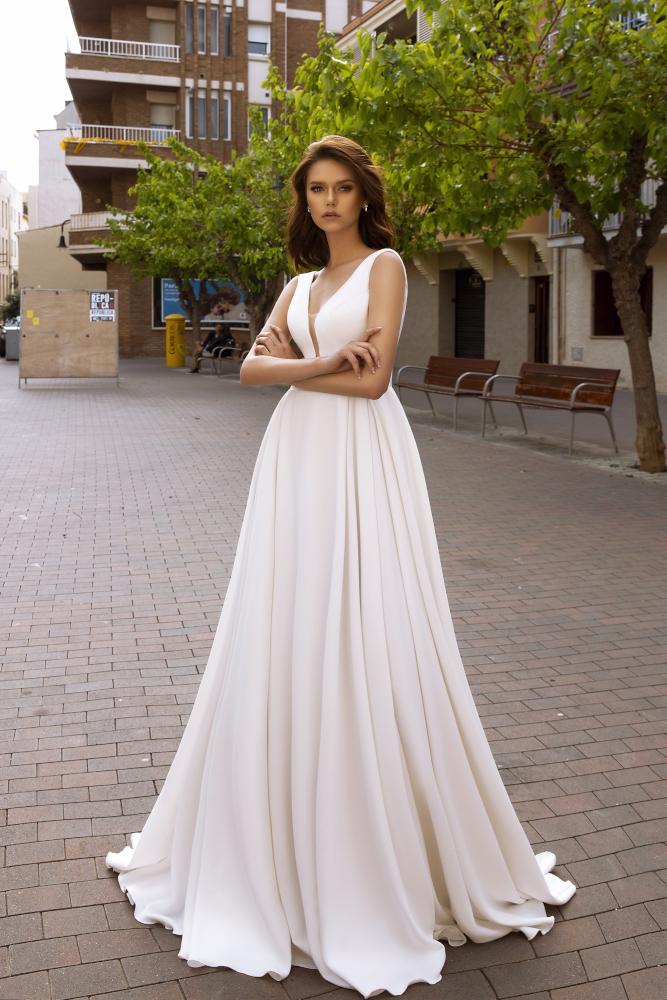 Vestido de novia Mabel