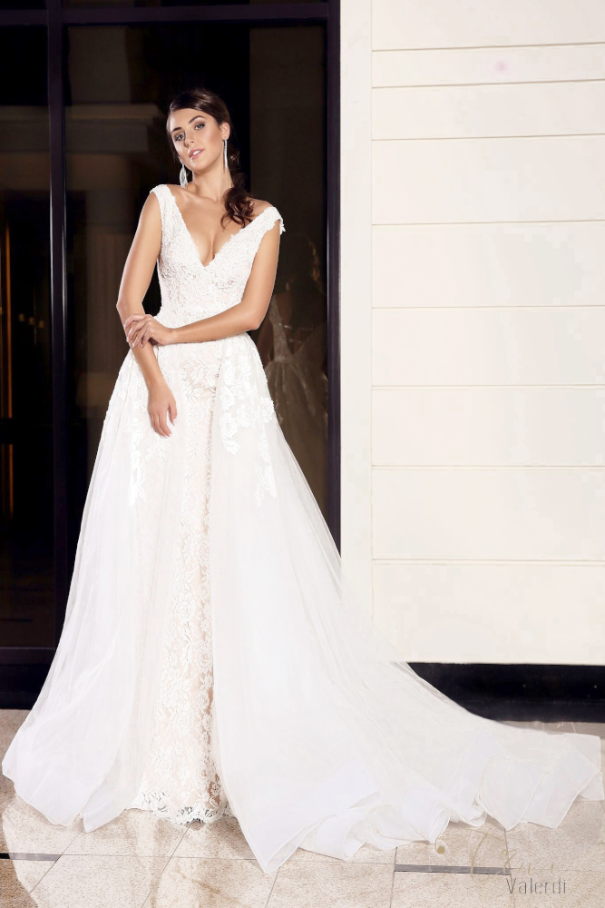 Vestido de novia Ofelia