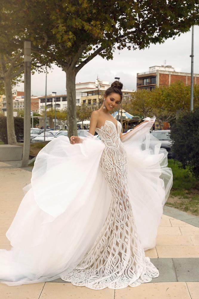 Vestido de novia Venera
