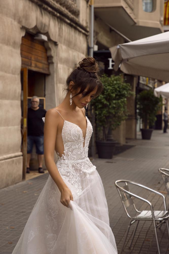 Vestido de novia Whitney