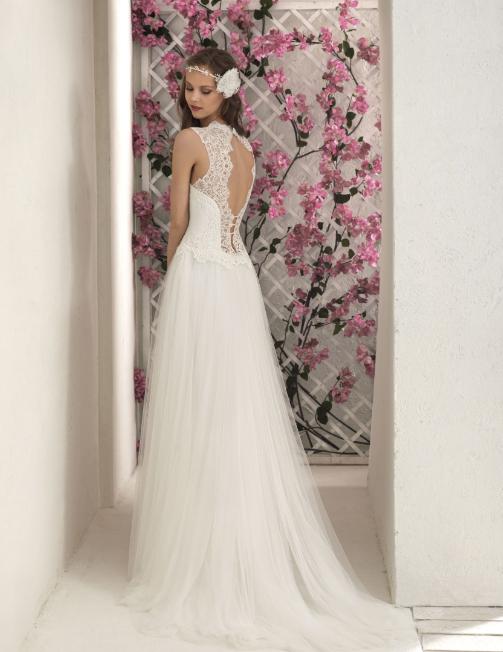 Vestido de novia Plumetti 2