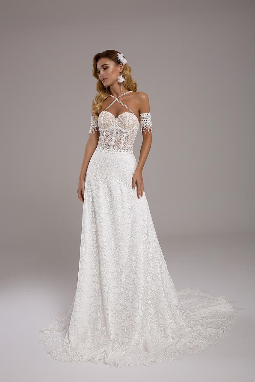 Vestido de novia Alita