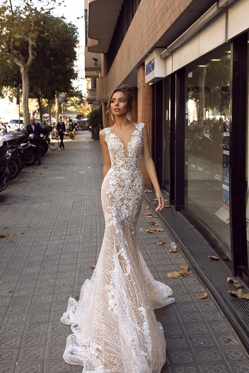 Vestido de novia Roxy
