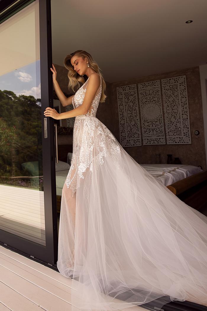 Vestido de novia Rafaella