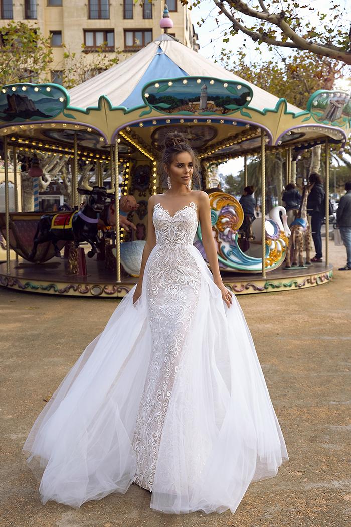 Vestido de novia Sylvia